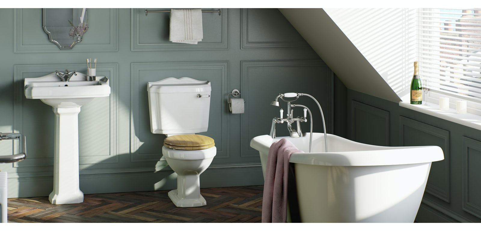 traditional and contemporary bathrooms traditional v contemporary which bathroom suite for me 21004