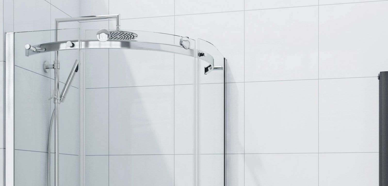 L Shaped Shower Tray Part - 38: Want To Install A Shower Enclosure? Read This Firstu2026