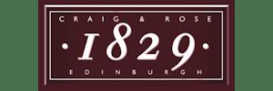 Logo for Craig & Rose 1829