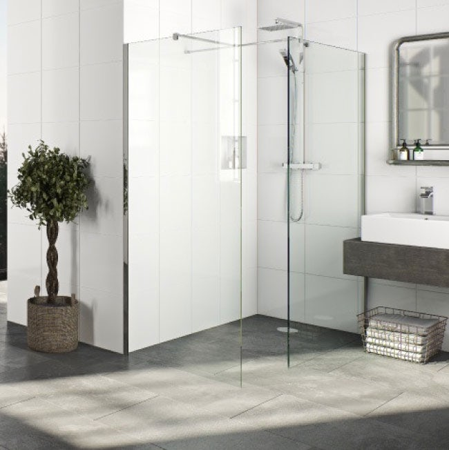Up to 50% off shower enclosures
