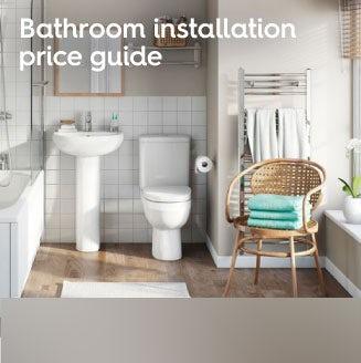 Bathroom installation price guide