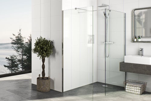 Save up to 60% on shower enclosures