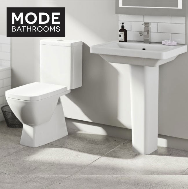 Extra 20% OFF branded basins
