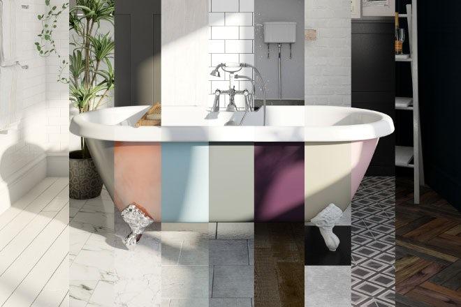 New limited edition baths