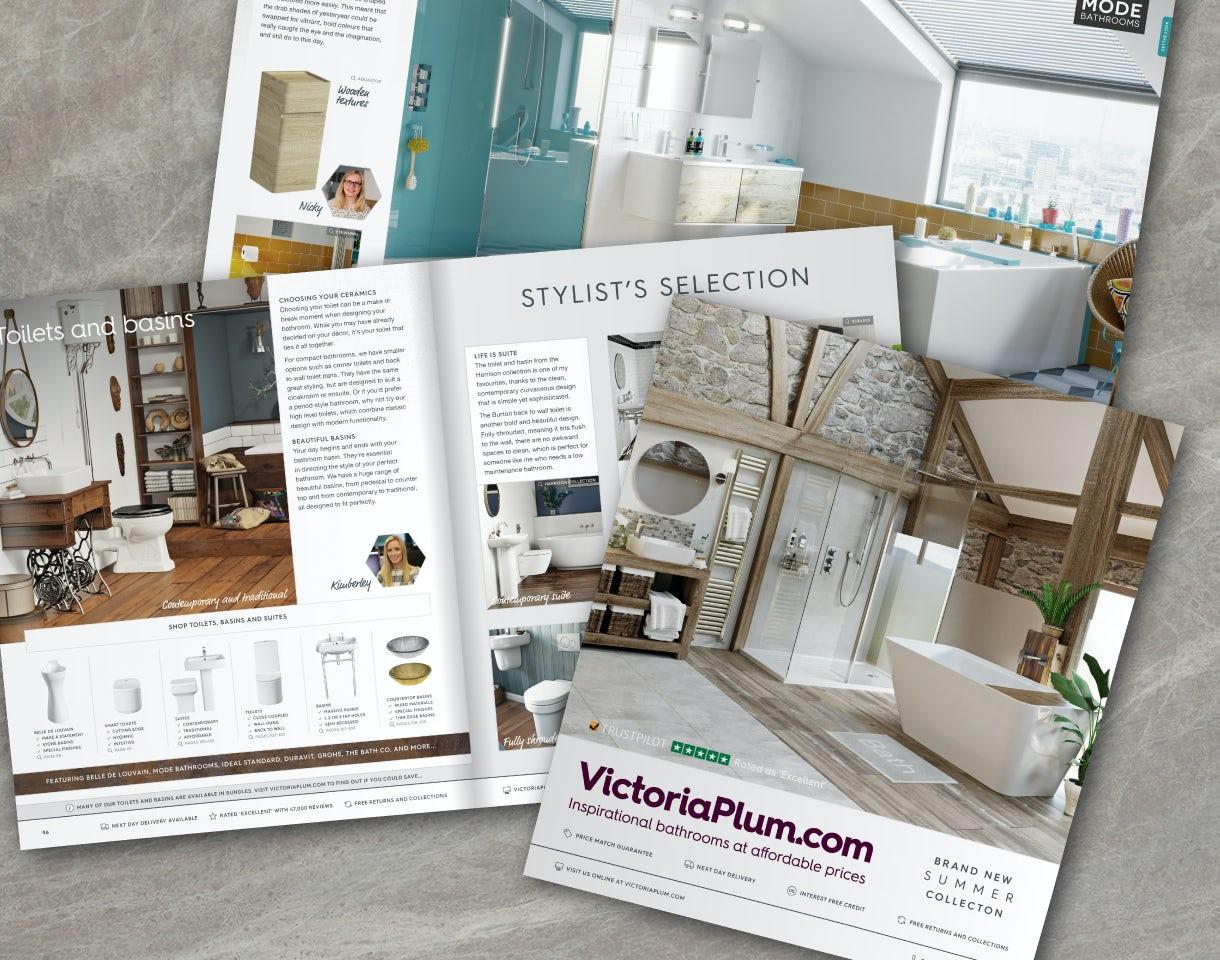 VictoriaPlum.com catalogue