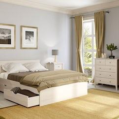 Sydney White Oak Bedroom Furniture