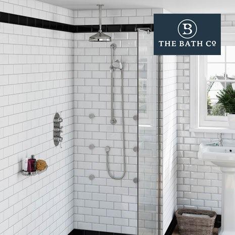 The Bath Co Shower Sets