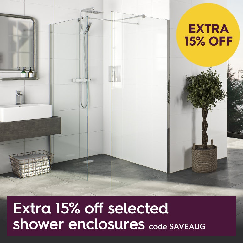 Extra 20% off selected enclosures