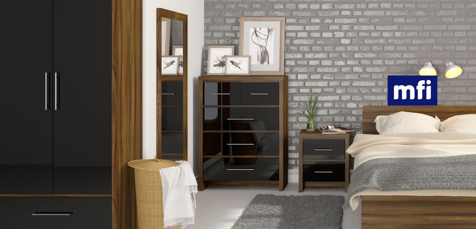 The mfi bedroom furniture collection VictoriaPlumcom