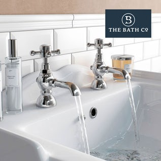 The Bath Co Basin Taps