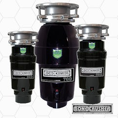 Waste disposal units