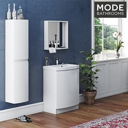 Harrison snow bathroom furniture