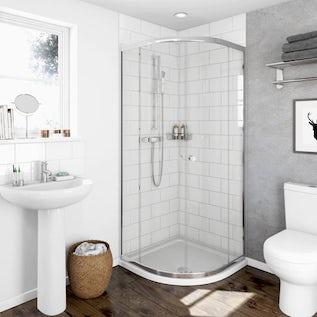 4mm shower enclosures