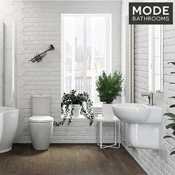 Maine bathroom suite range