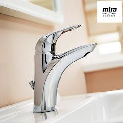 Mira Comfort tap range