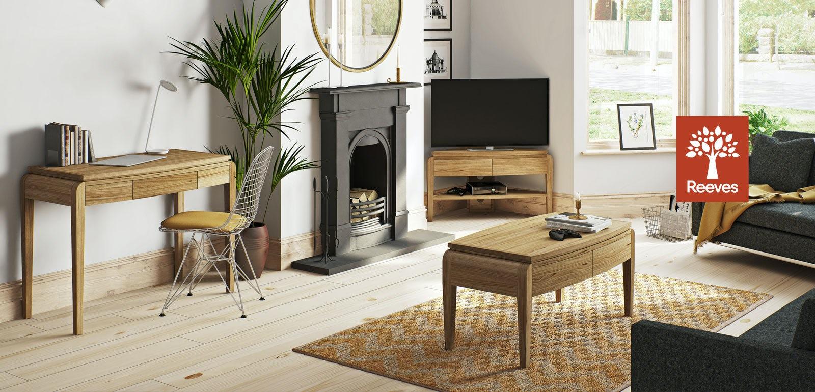 Samuel Living Furniture Range