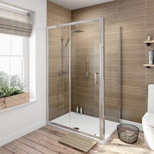 6mm shower enclosures