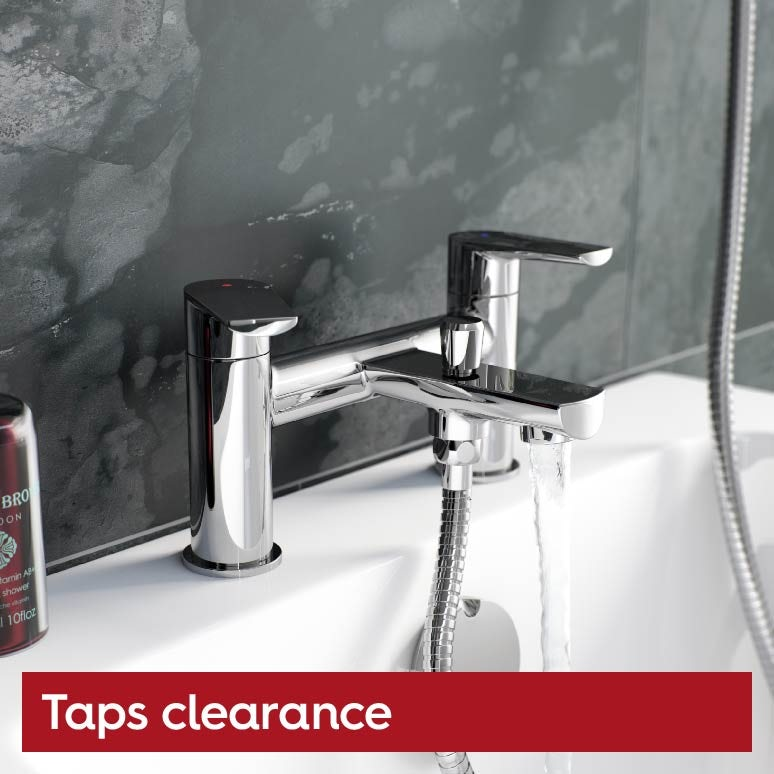 Taps clearance
