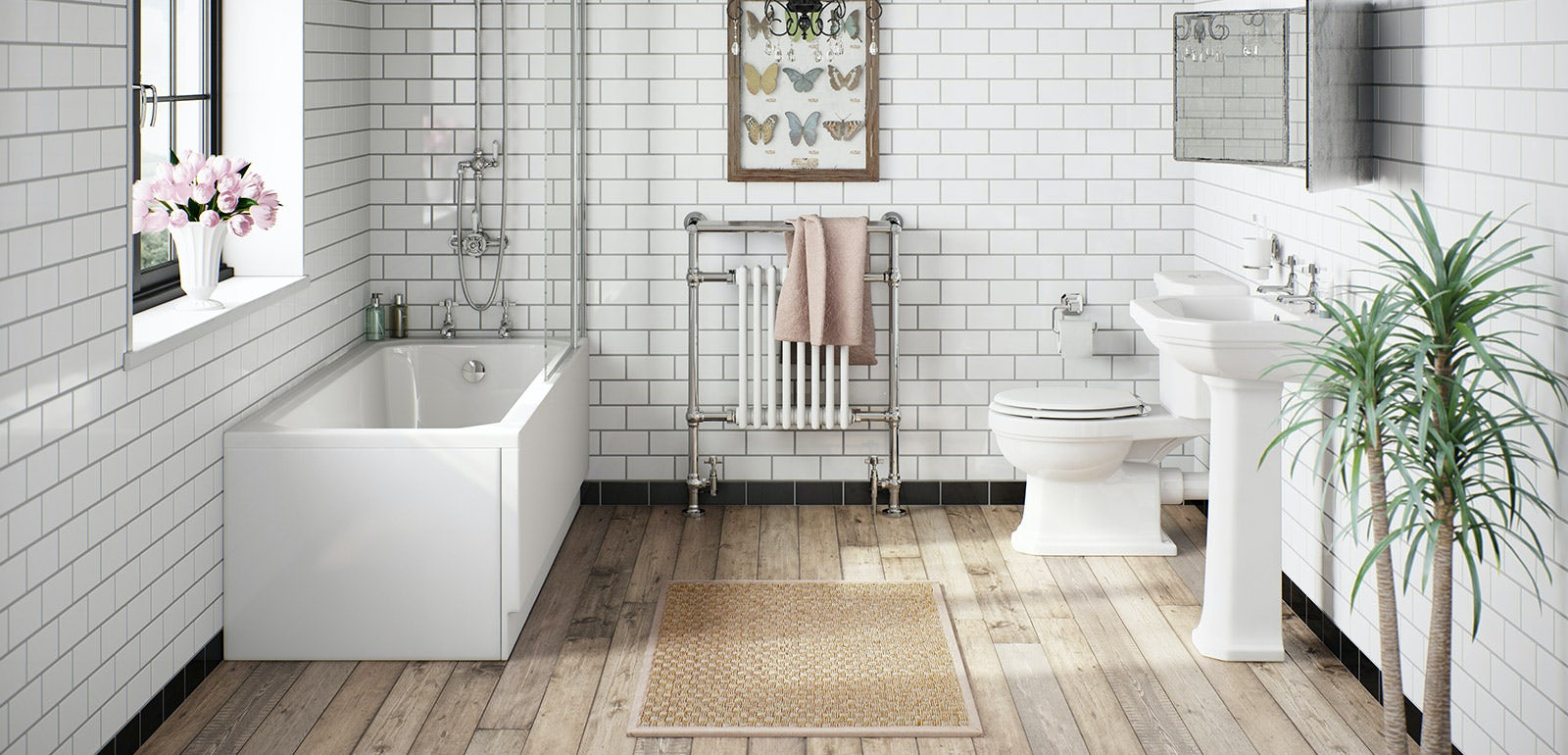 Bathroom Tiles Victoria Bc different ways to use metro tiles | victoriaplum