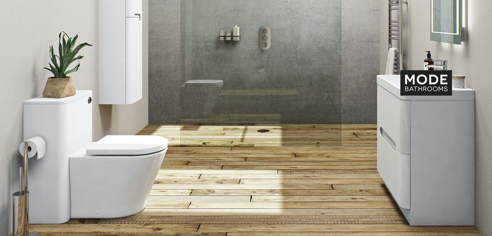 Ellis Select Bathroom Furniture