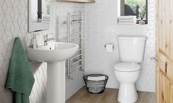 Simplicity bathroom suite range