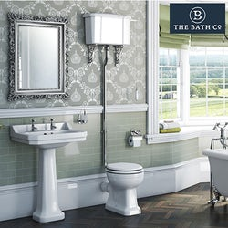 Camberley bathroom suite range