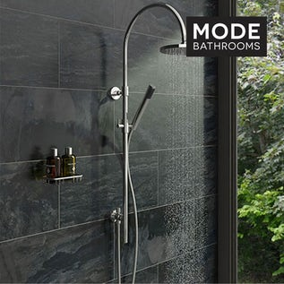 Mode Shower Slider Rails