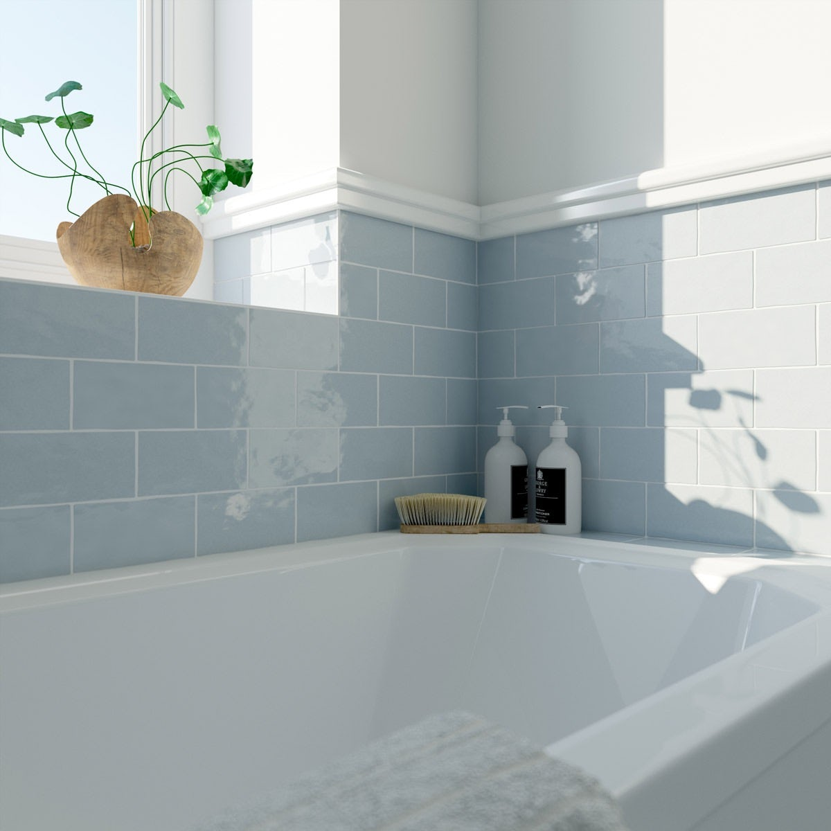 Laura Ashley Artisan tile range