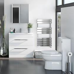 Chamonix bathroom furniture