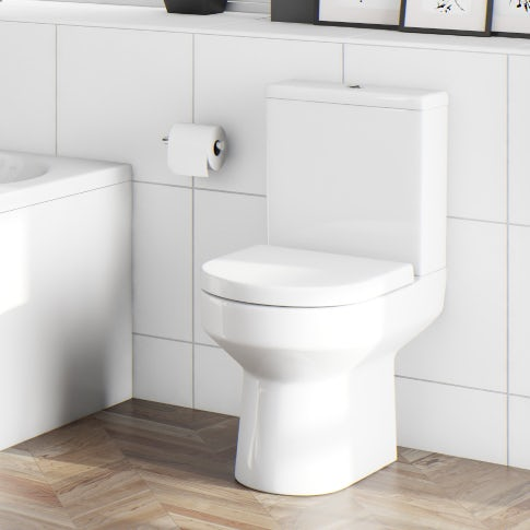 High Quality Close Coupled Toilets