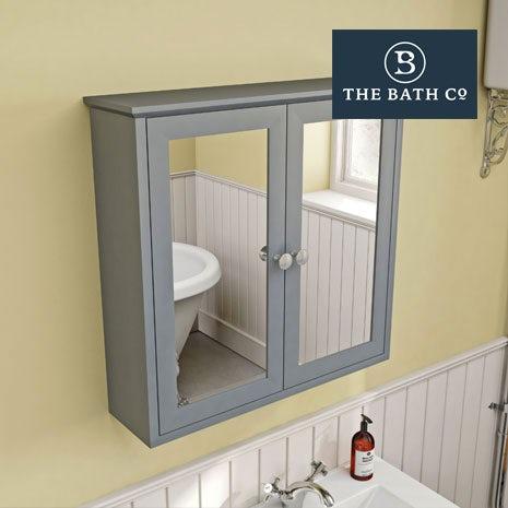The Bath Co Mirror & Mirror Cabinets