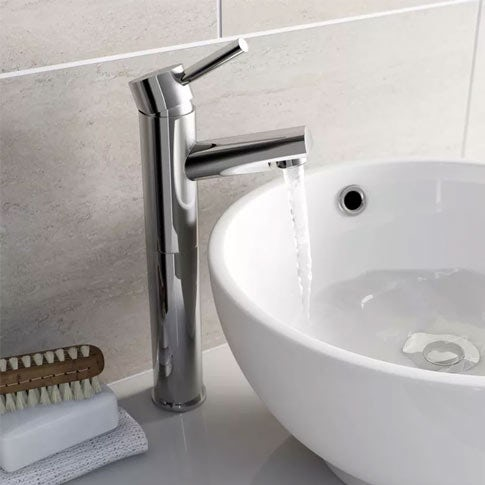 High Rise Basin Mixers