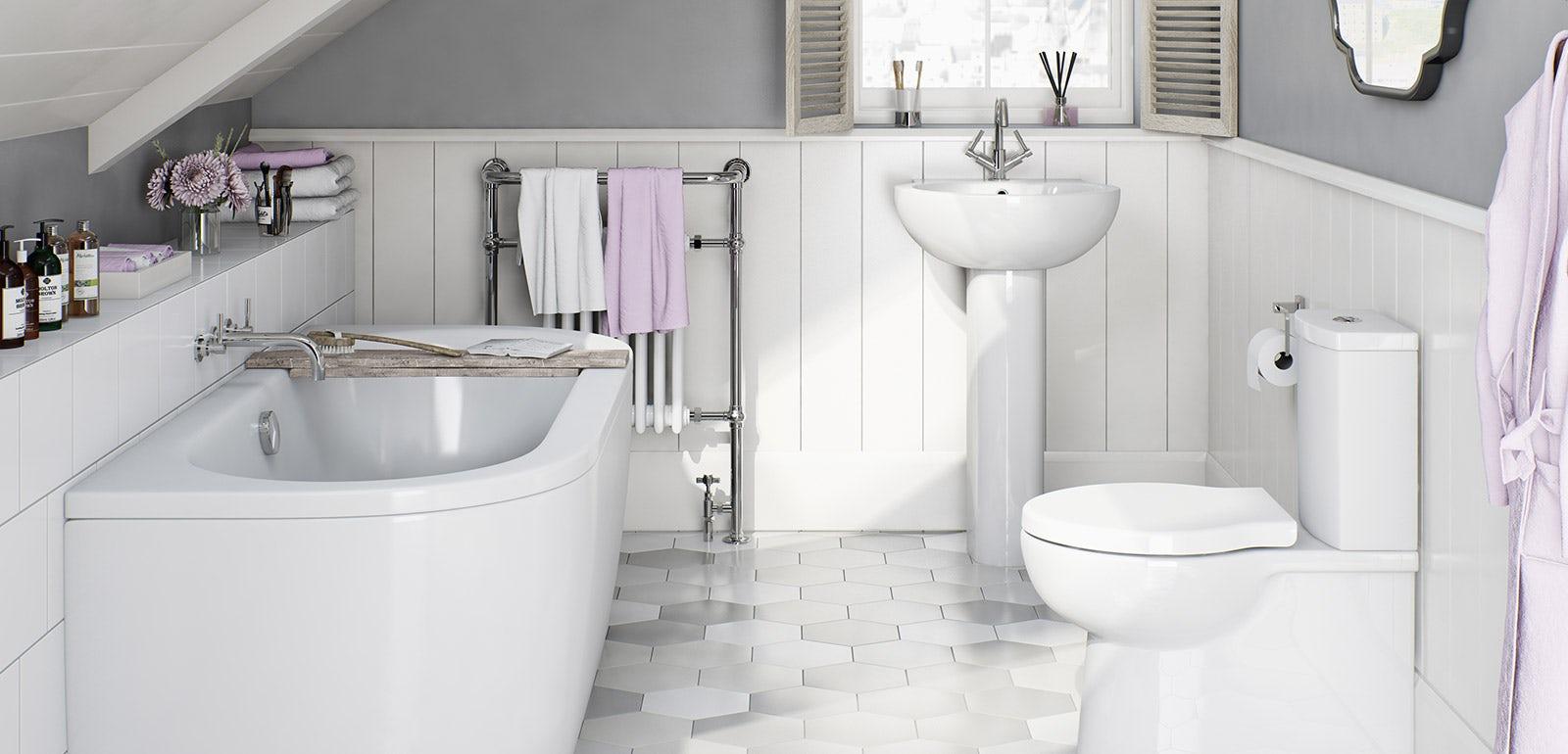 Madison Bathroom Suite Range