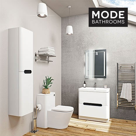 Planet Select Essen Bathroom Furniture
