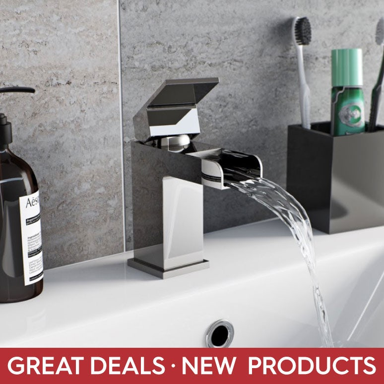Great deals on new taps
