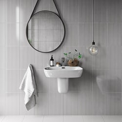 Linear tile range