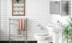 Regency bathroom suite range