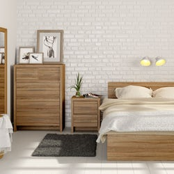 London oak bedroom furniture