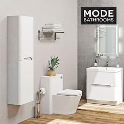 Ellis white bathroom furniture