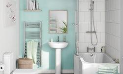 Balance Bathroom Suite Range