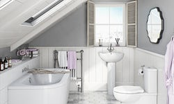 Madison bathroom suite range