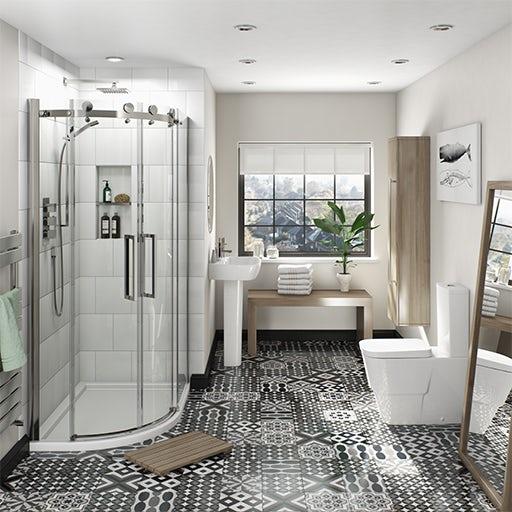 Princeton Bathroom Suite Range