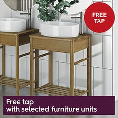 Free tap with selected furniture units