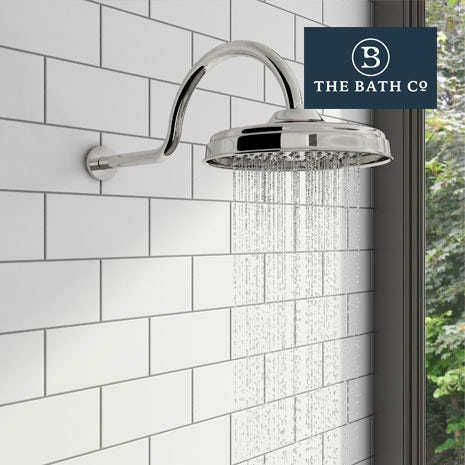 The Bath Co Shower Heads & Arms