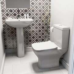 Small Bathroom Suites view our range of complete bathroom suites | victoriaplum