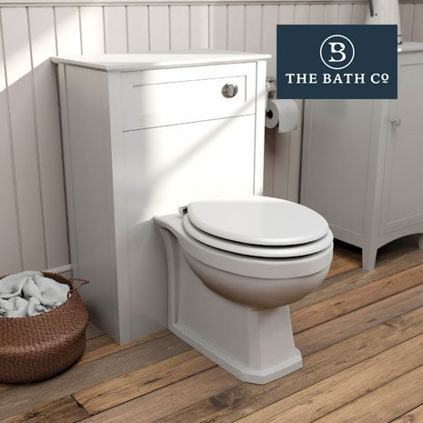 The Bath Co Back to Wall Toilet Units