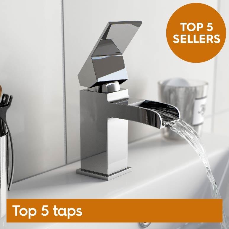 Top 5 taps