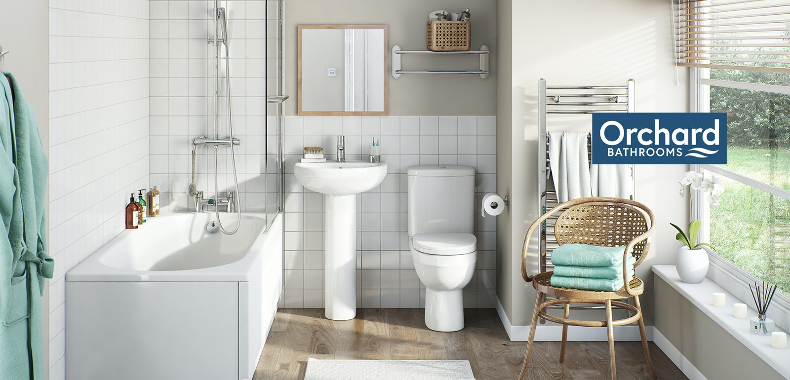 Refit bathroom cost - Eden Bathroom Suite