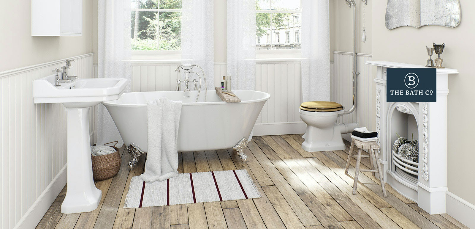 Ivory bathroom suite - Camberley Bathroom Suite Range