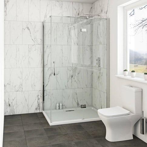 8mm shower enclosures